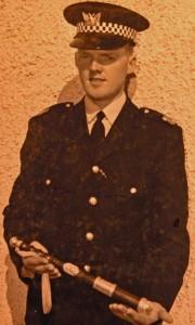 Lanarkshire Constabulary - Baton of Honour Recipient