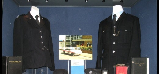 LPHS Historical Display